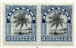 OCEANIE - AITUTAKI - (Dépendance Néo-Zélandaise) - 1920 - Paire Du N° 26 - (Palmier) - Aitutaki
