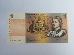 AUSTRALIA 1 DOLLAR - Emissions De La Banque Nationale 1910