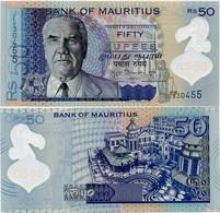 MAURITIUS       50 Rupees       P-65       2013       UNC - Maurice