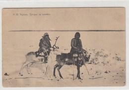 RUSSIA. Yakutsk. Tungus On Deer. - Russland