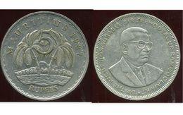 ILE MAURICE 5 Rupees 1987 - Maurice