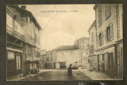 CP-PAULHAGUET - La Place - France
