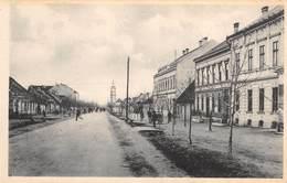 CPA - Slovakia - MALACKY, Masarykova Ulica - Slovaquie
