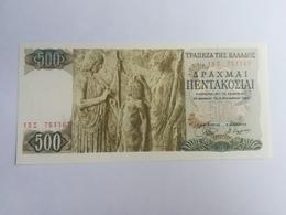 GRECIA 500 DRACME 1968 - Grecia