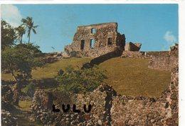 MARTINIQUE : Edit. Felix Rose Rosette , Presqu'île De La Caravelle , Ruines Du Château Dubuc - La Trinite
