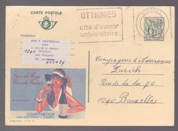 Publibel N°2759F. 2733N. 2736F. 2749F. 2751F - Stamped Stationery
