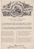 18 CHER JEAN RAMEAU N° 201 LE VIN ET L,AMOUR - France