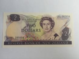 NUOVA ZELANDA 2 DOLLARS - Nouvelle-Zélande