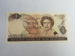 NUOVA ZELANDA 1 DOLLAR - Nouvelle-Zélande