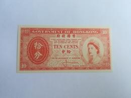 HONG KONG 10 CENTS 1961 - Hong Kong