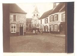 Photo Amateur Village , Estaminet Du Lion Noir - Lieux