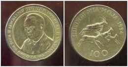 TANZANIE 100 Shilingi 1994 - Tanzanie