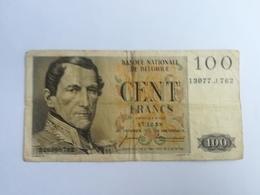 BELGIO 100 FRANCS 1958 - 100 Francs