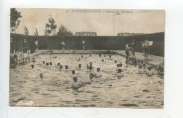 Passy Froyennes - Le Bassin De Natation (n°4 Cp Vierge) - Tournai