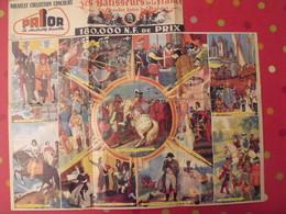 Album Poster Affiche D'images  Biscottes Prior. Complet 80 Images. Vers 1960 - Albums & Catalogues