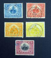 Haiti 1906-10 Used Selection. - Haiti