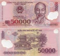 VIETNAM       50,000 Dong       P-121k       (20)14       UNC  [ 50000 ] - Vietnam