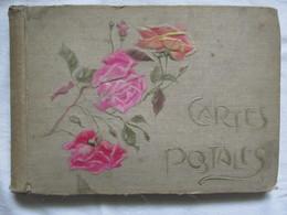 Album Vide Pour Cartes Postales : Pouvant Contenir 496 Cartes Postales. - Materiali