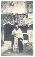 Photo Amateur Prêtre Orthodoxe ? , Beau Format - Personnes Anonymes