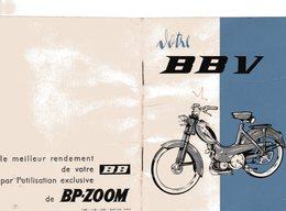 LIVRET GUIDE ENTRETIEN MOBYLETTE BBV - Vieux Papiers
