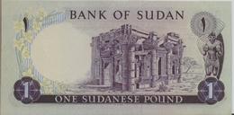 SUDAN P. 13b 1 P 1974 AUNC - Soudan
