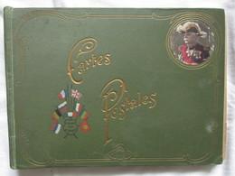 Album Vide Pour Cartes Postales : Pouvant Contenir 464 Cartes Postales. - Materiali