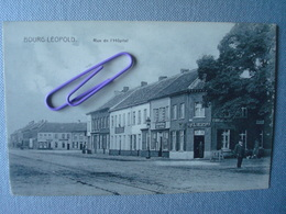 BOURG-LEOPOLD : Rue De L'hôpital En 1911 - Leopoldsburg