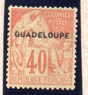 GUADELOUPE : TP N° 24 * - Guadalupe (1884-1947)