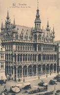 CPA - Belgique - Bruxelles - Brussels - Grand'Place - Places, Squares