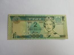 FIJI 2 DOLLAR 1996 - Fidji