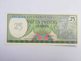 SURINAME 25 GULDEN 1985 - Suriname