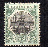 Sello Nº 30 Bermuda - Bermudas