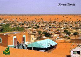 1 AK Mauretanien Mauritania * Blick Auf Die Stadt Boutilimit- Luftbildaufnahme * - Mauretanien