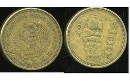 MEXIQUE 100 Pesos 1984 - Mexique