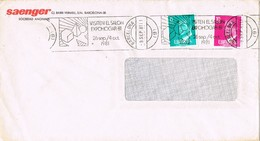 30683. Carta BARCELONA 1981. Rodillo Especial Salon EXPOHOGAR 81 - 1931-Hoy: 2ª República - ... Juan Carlos I