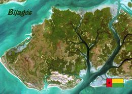 1 AK Guinea-Bissau * Blick Auf Das Bijagos-Archipel - Eine Inselgruppe Im Atlantischen Ozean * - Guinea-Bissau