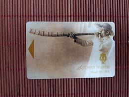Estonia Phonecard Used - Estonia