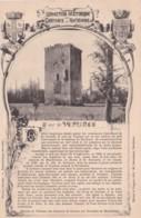 33 - Collection Historique Chateaux Guienne - MERIGNAC - Tour De Veyrines. - Merignac