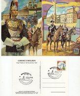 Misilmeri (PA) - Omaggio Al Carabiniere Calcedonio Giordano - Medaglia D'Oro Al V.M. Martire Alle Fosse Ardeatine '44 - - Patriottiche