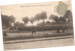 93 Seine Saint Denis : Rosny Sous Bois Le 4è Zouaves,préparatifs Pour La Revue  Réf 5384 - Rosny Sous Bois