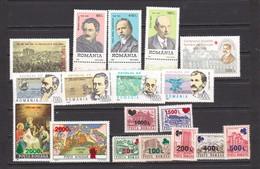 Lot -1998 Roumanie – MNH - 1948-.... Republics