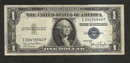 U.S.A. - SILVER CERTIFICATE - 1 DOLLAR (SERIES 1935 D) - Certificats D'Argent (1928-1957)