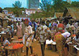 1 AK Nigeria * Ibadan - Hauptstadt Des Bundesstaates Oyo - Der Dugbe-Markt, Ein Riesiger Traditioneller Marktplatz * - Nigeria