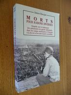 MORTS Pour RAISONS DIVERSES - War 1939-45