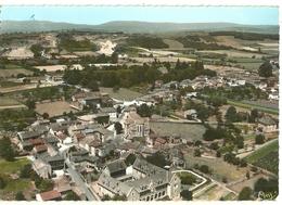 ST MARTIN-BELLEROCHE Vue Générale Aérienne . Cim Cc 17-56 A (envoi 1972) - Other Municipalities