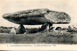 56. Locmariaquer. La Table Des Marchands - Locmariaquer
