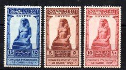 Serie Nº 131/3  Egipto - Egipto
