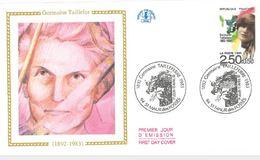 FDC Germaine Taillefer (94 Saint Maur Des Fossés 11/04/1992) - 1990-1999