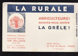 Dec18      83237     Buvard   La Rurale   Assurance - Banque & Assurance