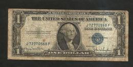 U.S.A. - SILVER CERTIFICATE - 1 DOLLAR (SERIES 1935 D) - Certificati D'Argento (1928-1957)